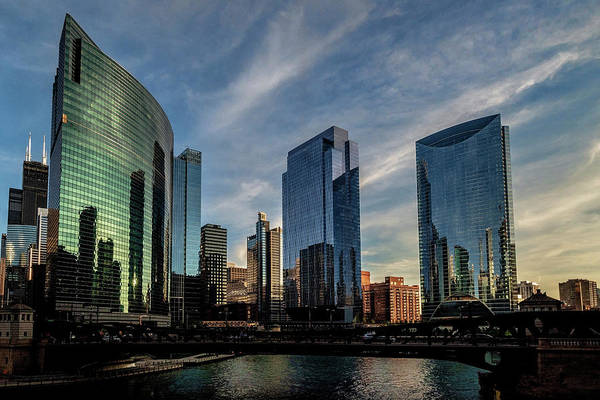 Photograph - Chicago's Best Architecture  by Sven Brogren