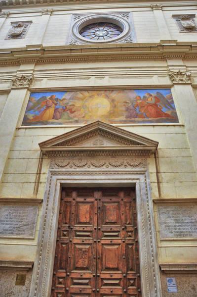 Photograph - Chiesa Dello Spirito Santo Dei Napoletani by JAMART Photography
