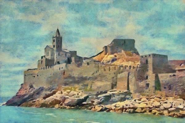 Painting - Chiesa Di San Pietro by Jeffrey Kolker