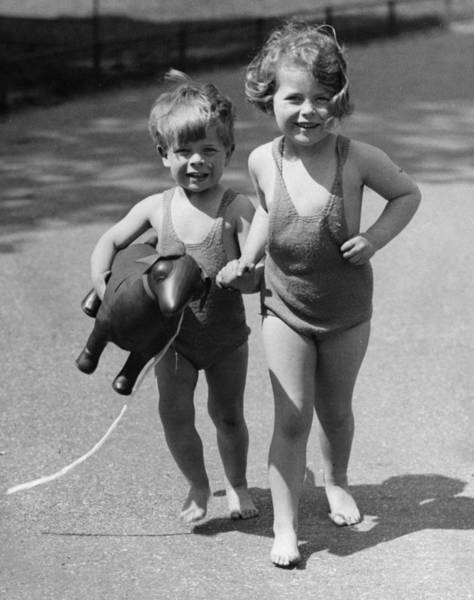 2 Photograph - Childrens Swimwear by Maeers
