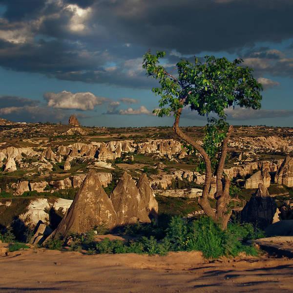 Cappadocia Photograph - Chimney Rocks by Istvan Kadar Photography