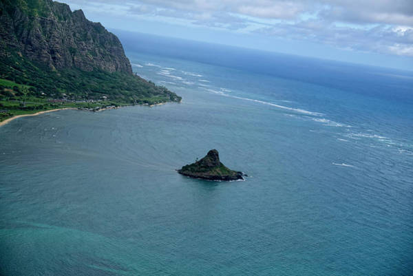 Photograph - Chinaman's Hat Island by Lucinda Walter