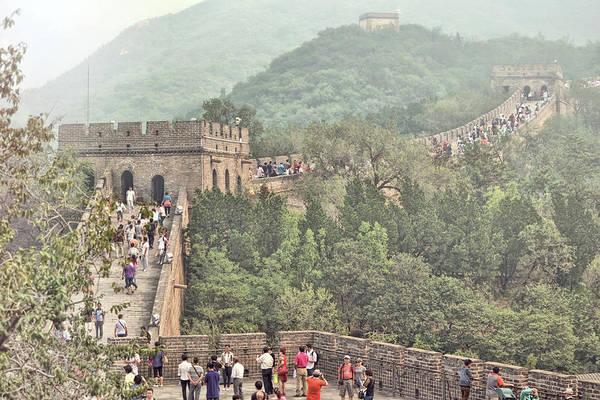 Photograph - Chinas Walls by JAMART Photography