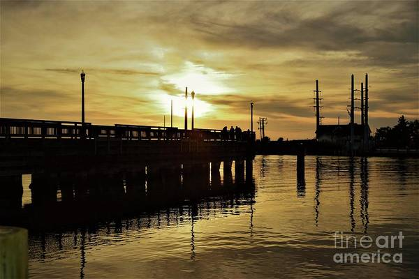 Wall Art - Photograph - Chincoteague Sunset by Suzanne Wilkinson