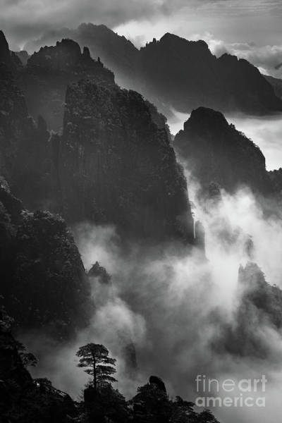 Wall Art - Photograph - Chinese Grand Canyon by Inge Johnsson