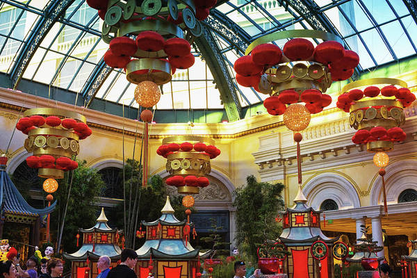 Photograph - Chinese New Year Celebration In Las Vegas by Tatiana Travelways