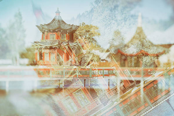 Photograph - Chinese Reflections. Brech, 2018. by Andriy Maykovskyi