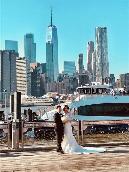 Arte Photograph - Chinese Wedding In New York  by Funkpix Photo Hunter
