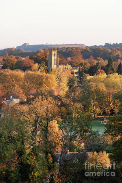 Wall Art - Photograph - Chipping Campden Autumn by Tim Gainey