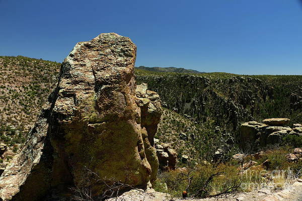 Photograph - Chiricahua Mountains - Echo Canyon View by Christiane Schulze Art And Photography