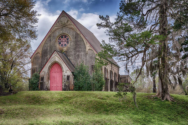 Photograph - Christ Church by Susan Rissi Tregoning