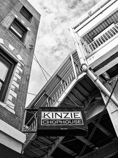 Wall Art - Photograph - Chop On Kinzie Chophouse by William Dey