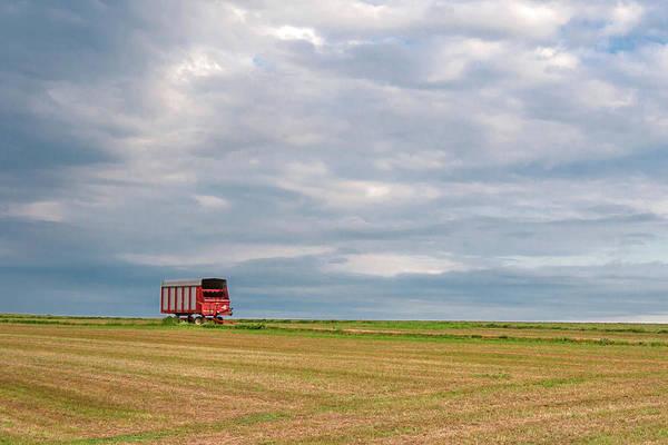 Wall Art - Photograph - Chopper Wagon by Todd Klassy