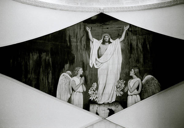 Photograph - Christ The Saviour by Shaun Higson