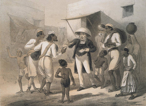 Missionary Photograph - Christian Missionary by Hulton Archive