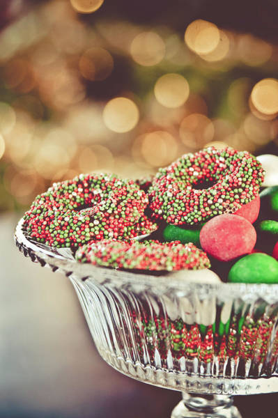 Holland Wall Art - Photograph - Christmas Chocolates And Sweets by Elly Schuurman