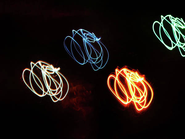 Photograph - Christmas Curlicues  by Rick Locke