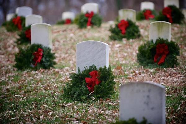 Photograph - Christmas For Heros by Mark Duehmig