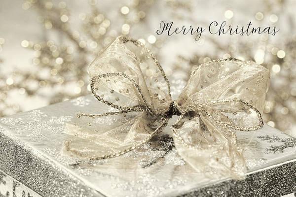 Wall Art - Photograph - Christmas Gift by Lori Deiter