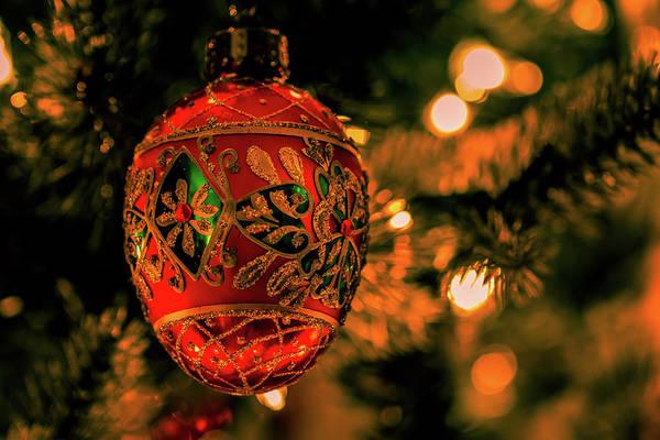 Photograph - Christmas Glow by Allin Sorenson