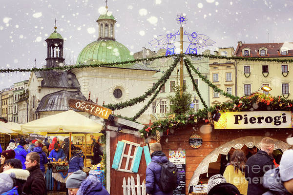 Wall Art - Photograph - Christmas In Poland by Juli Scalzi