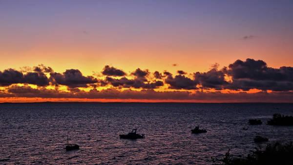 Photograph - Christmas Morning Sunrise by Jeremy Hayden