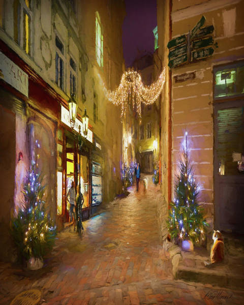 Photograph - Christmas Shopping by Diana Haronis