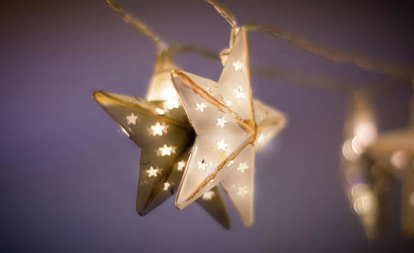 Photograph - Christmas Star Light by Scott Lyons