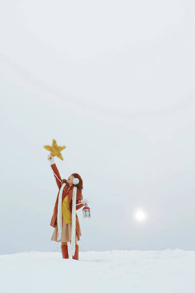 Bangs Photograph - Christmas Story by Copyright Alpsrabbit* All Rights Reserved
