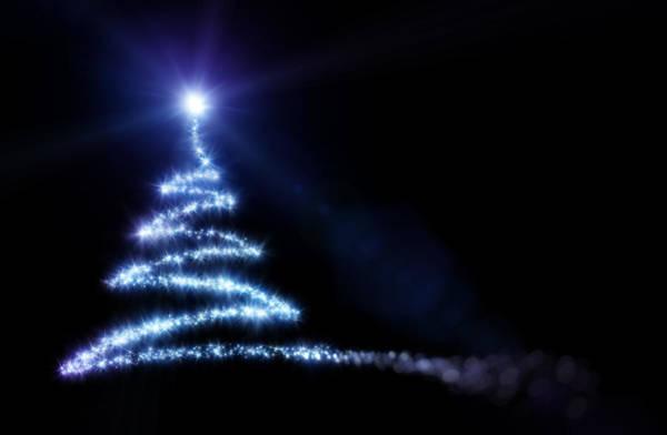 Event Digital Art - Christmas Tree by Da-kuk