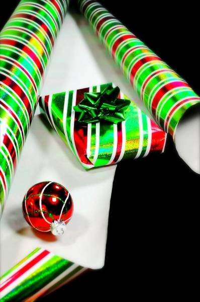 Wall Art - Photograph - Christmas Wrap by Diana Angstadt