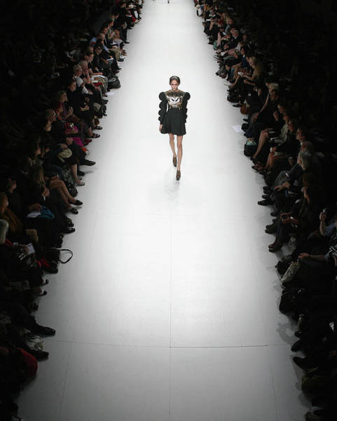 Photograph - Christopher Kane - Lfw Spring Summer by Dan Kitwood