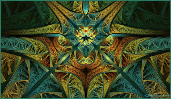 Digital Art - Chronicles by Missy Gainer