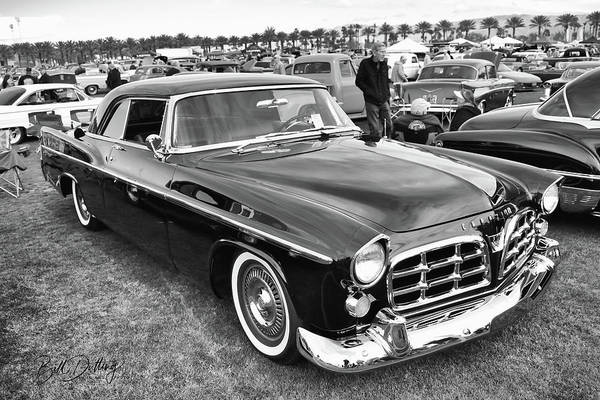 Photograph - Chrysler 300  by Bill Dutting