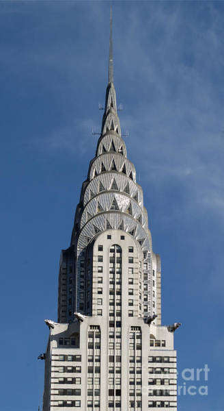 Photograph - Chrysler Building, 2007 by Carol Highsmith