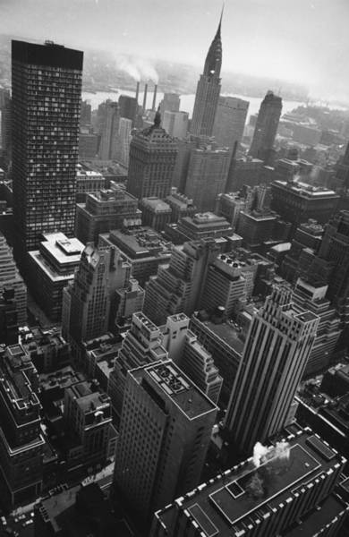 Photograph - Chrysler Building by William Lovelace