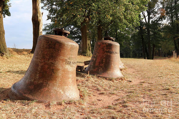 Wall Art - Photograph - Church Bells Laid In The Landscape by Michal Boubin