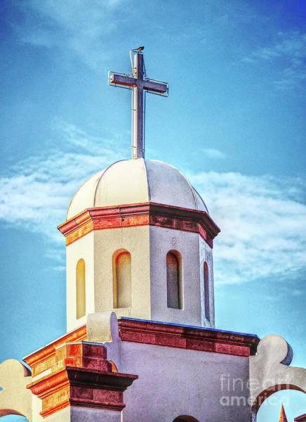 Wall Art - Photograph - Church Bird by Gary Richards