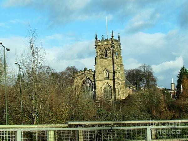 Photograph - Church Building by Joyce Woodhouse