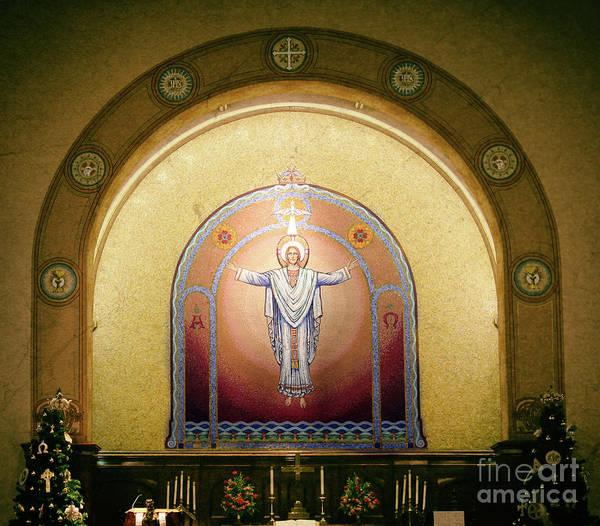 Wall Art - Photograph - Church Creation  by Steven Digman