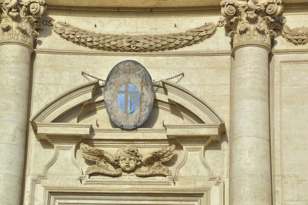Photograph - Church Entry by JAMART Photography