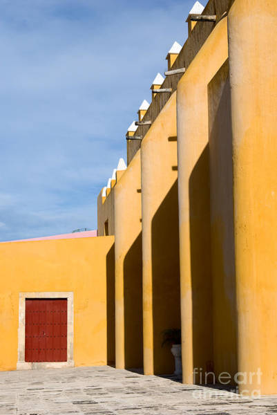 Large Wall Art - Photograph - Church In Mexico by Lebedev