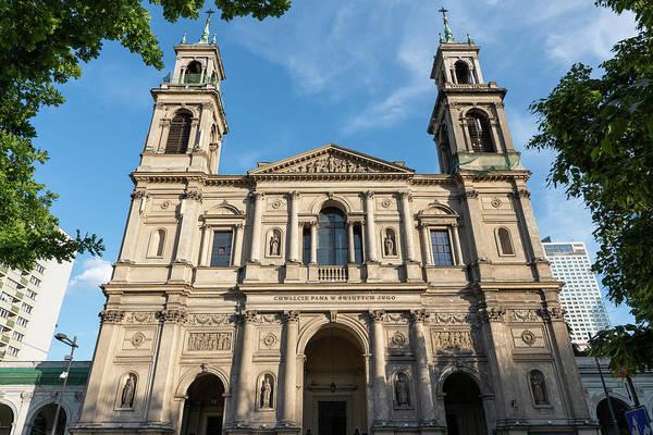 Wall Art - Photograph - Church Of All Saints In Warsaw by Artur Bogacki