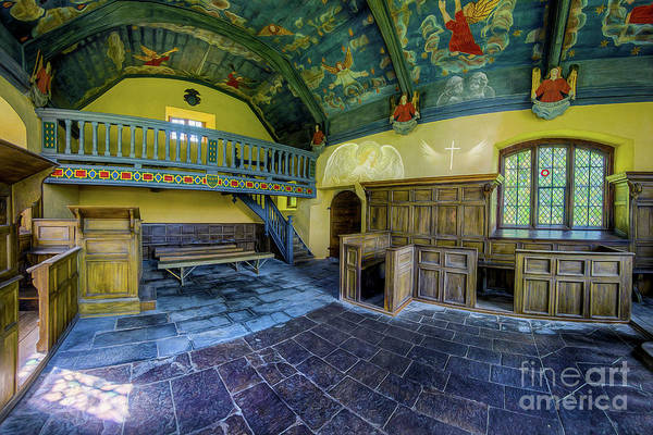 Wall Art - Photograph - Church Of Angels by Ian Mitchell