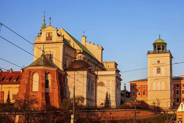 Wall Art - Photograph - Church Of Saint Anne In Warsaw by Artur Bogacki