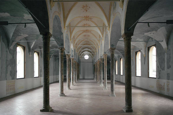 Painting - Church Of Santa Maria Incoronata In by Mondadori Portfolio