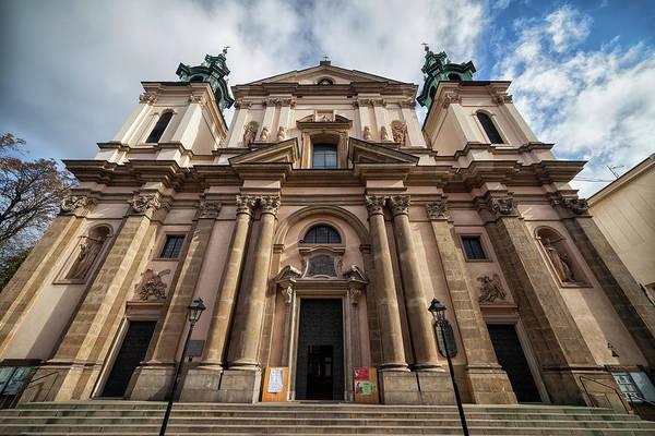 Wall Art - Photograph - Church Of St. Anne In Krakow by Artur Bogacki