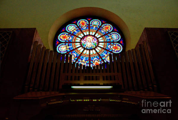 Wall Art - Photograph - Church Pipe Organ by Debby Pueschel