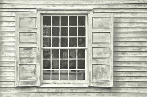 Photograph - Church Window by JAMART Photography