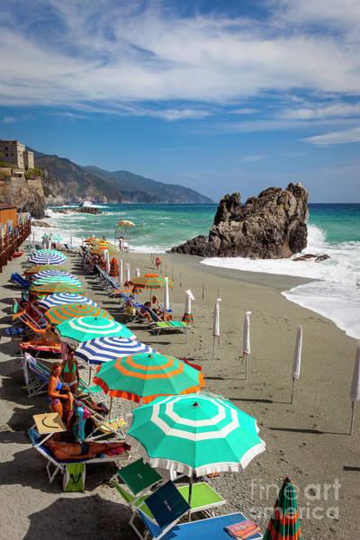 Photograph - Cinque Terre Beach II by Brian Jannsen